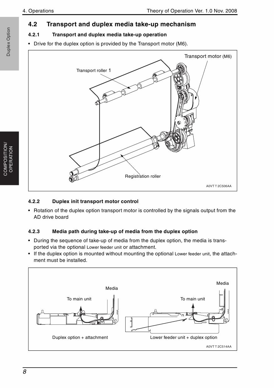konica minolta magicolor 2530dl service manual